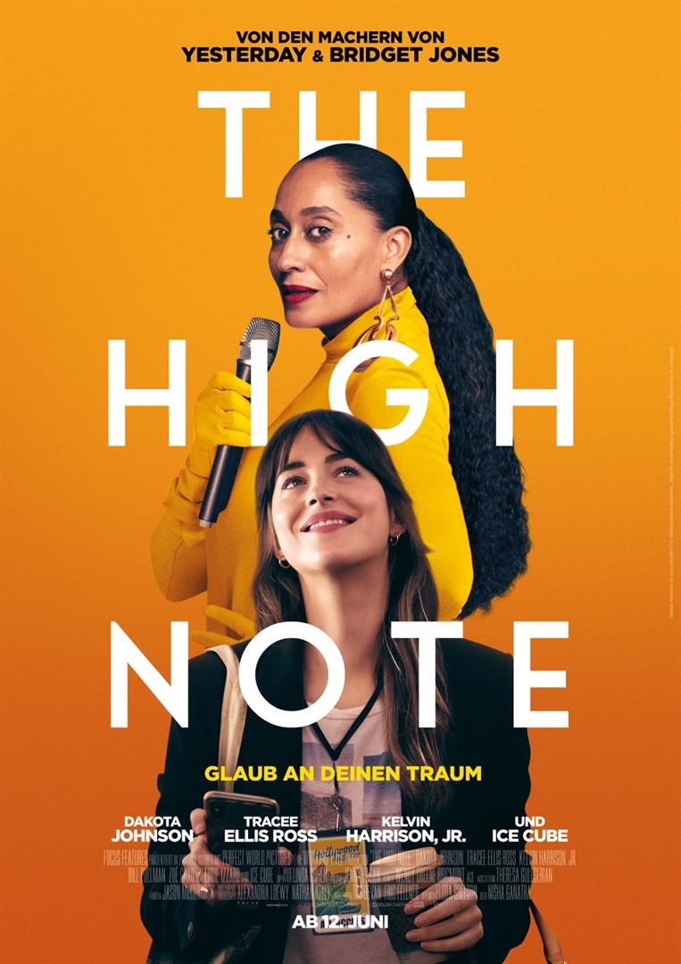 Plakat: The High Note